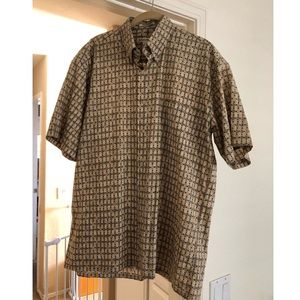 Men's bottom shirts' Bermas bibas